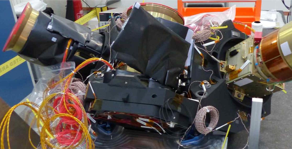 Star Sensor Bracket