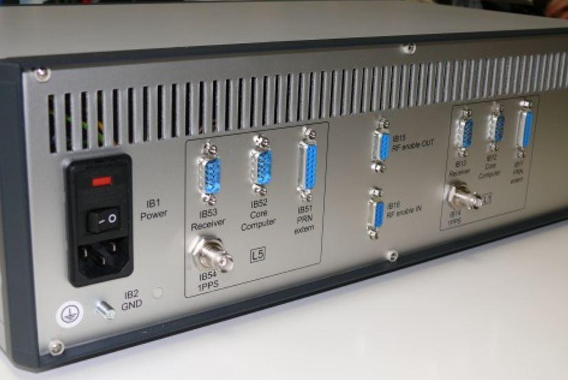 Scenario-based Test-Bed für die Boden- und Uplink-Station NLES