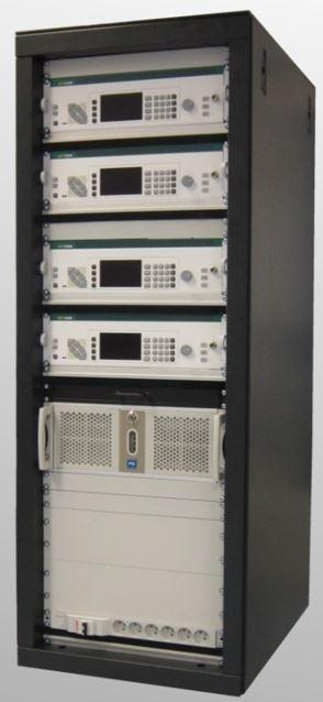 Signalgenerator für die Boden- und Uplink-Station