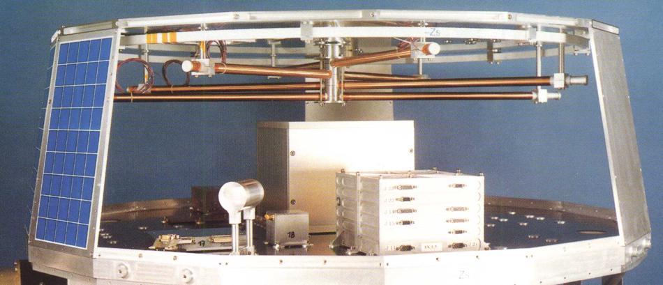 Magnetometer und Magnet-Torquers System