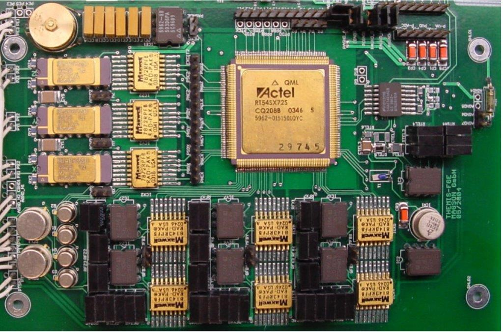 RISC Prozessor für THEMIS