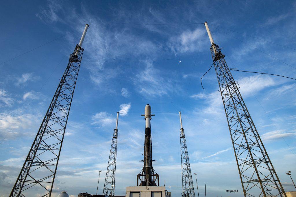 ADEO auf Falcon 9